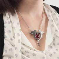 Coeur Sauvage Necklace Pendant