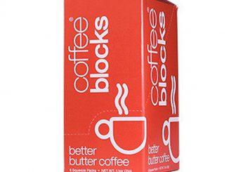 Coffee Blocks Better Butter Coffee