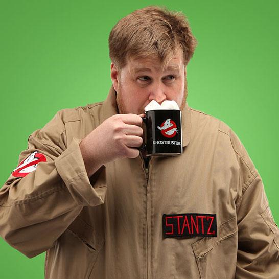 Collectible Ghostbusters Logo Mug