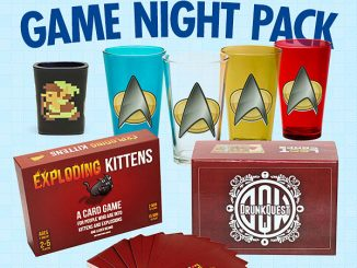 College Game Night Pack