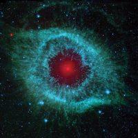 Comets Kick up Dust Nebula Chair Mat