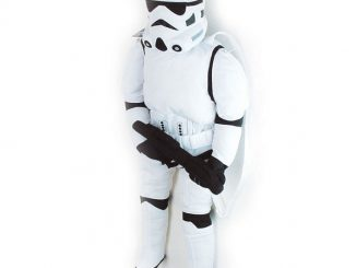 Comic Images Star Wars Stormtrooper Back Buddy