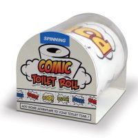Comic Toilet Roll