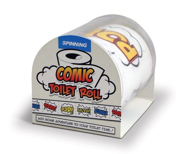 Comic Toilet Roll