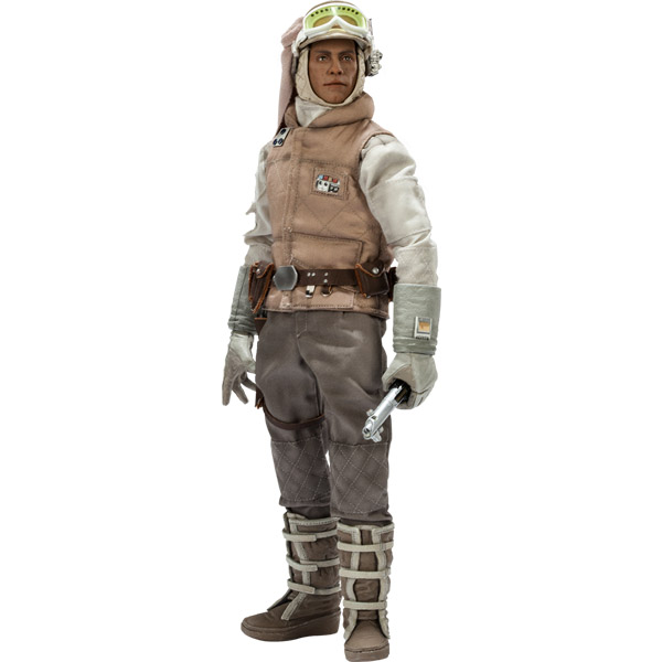 Commander Luke Skywalker Hoth Sixth-Scale Figure