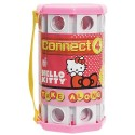 Connect 4 Hello Kitty Roll and Go Game