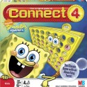 Connect 4 Spongebob Edition
