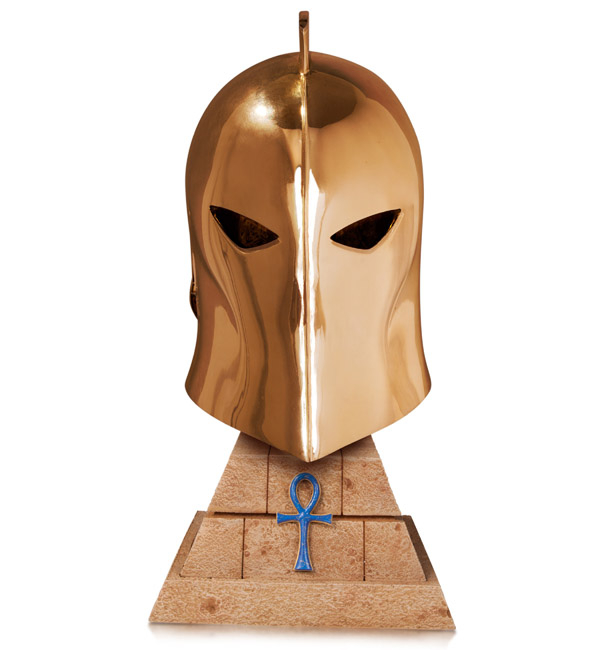 Constantine Doctor Fate Helmet Prop Replica