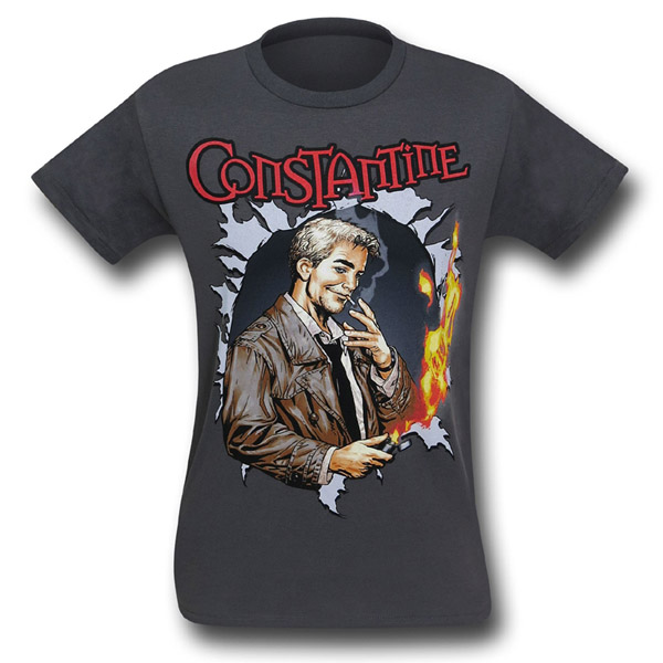 Constantine Pose T-Shirt
