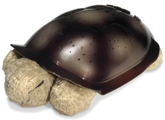 Constellation Projecting Turtle Night Light and Guide
