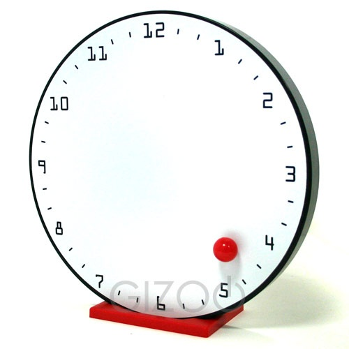 Contemporary Magnetic Ball Clock