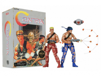 Contra Bill and Lance Video Game Appearance Action Figure 2-Pack