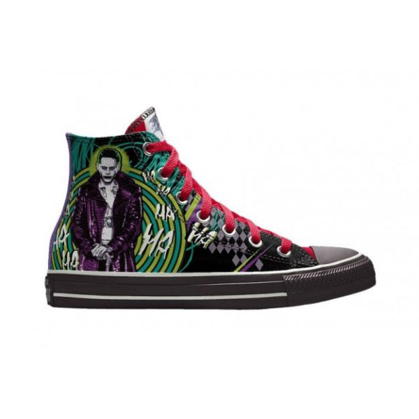 ad59a582b264 Converse Custom Chuck Taylor Suicide Squad High-Top Shoes
