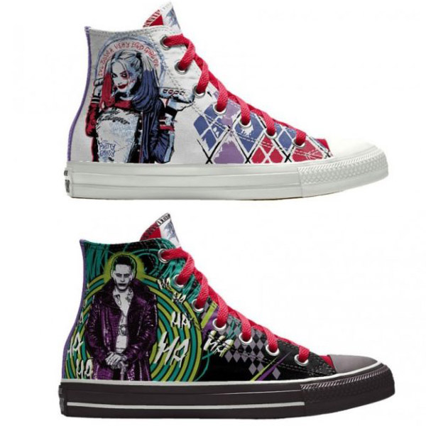 Joker Van Shoes