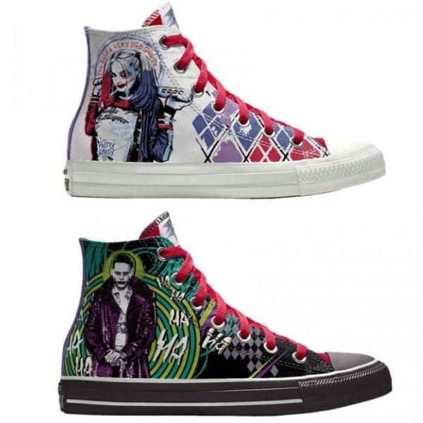 Converse Shoe Design Game