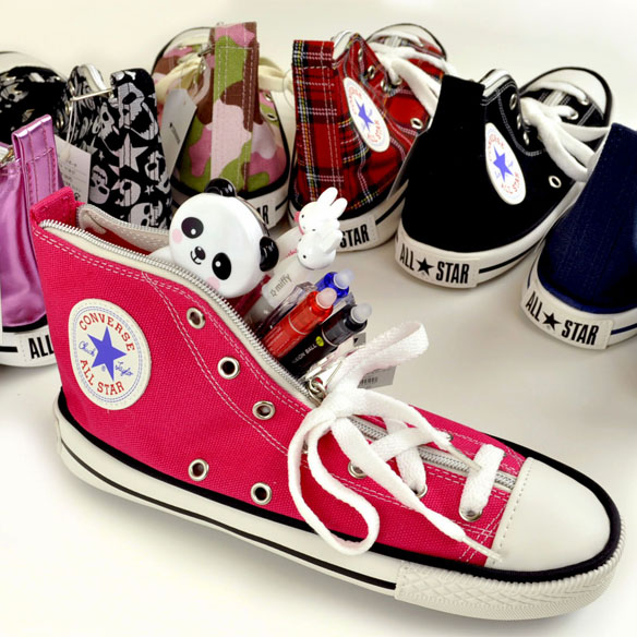 Converse Shoe Pencil Case
