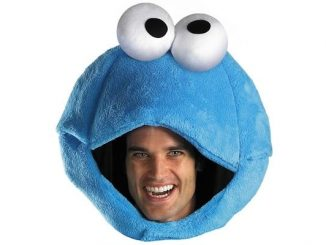 Cookie Monster Headpiece