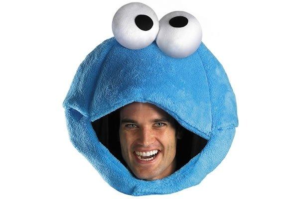Cookie Monster Headpiece