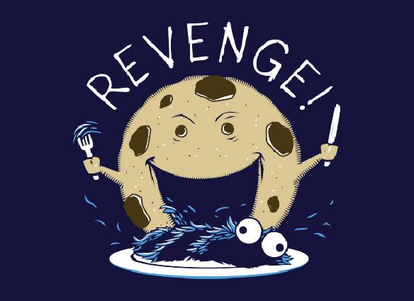 Cookies Revenge T-Shirt