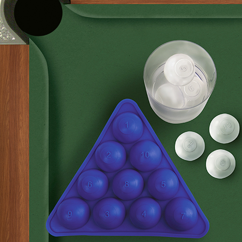 Cool Pool Ice Cube Tray