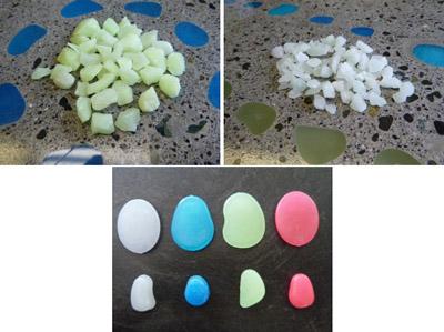 Core Glow Pebbles