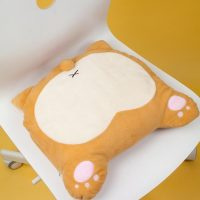 Corgi Butt Heated Pillow