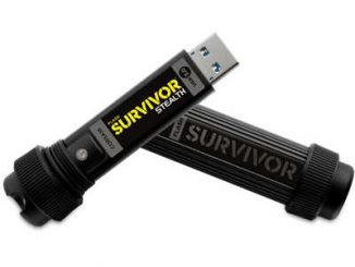 Corsair Survivor USB Flash Drive