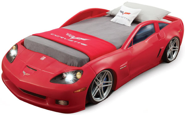 Corvette Bed with working Lights