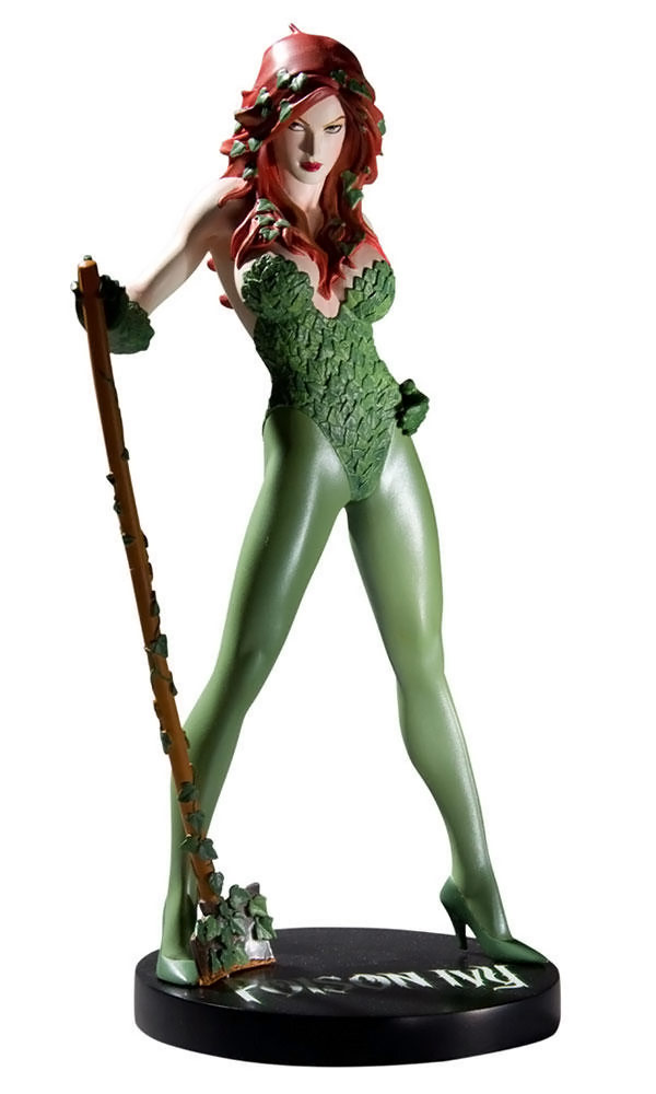 Cover Girls Poison Ivy Statue