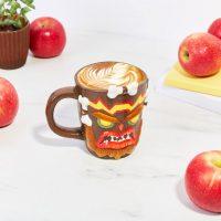 Crash Bandicoot Uka Uka Coffee Mug