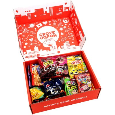 Crave Japan Box