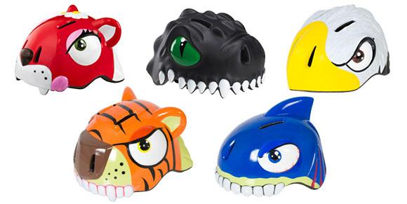 Crazy Stuff Kids Helmets