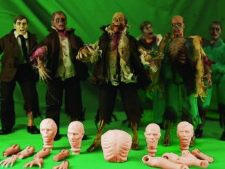 Create Your Own Zombie Kit