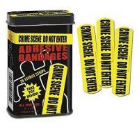 Crime Scene Adhesive Bandages