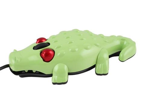 Crocodile USB Optical Mouse