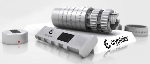 Crypteks USB with 256-bit AES Hardware Encryption