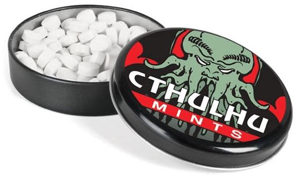 Cthulhu Mints