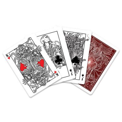 Cthulhu Playing Cards Gift Set