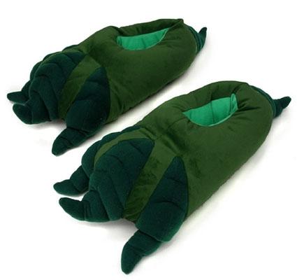 Cthulhu Plush Slippers