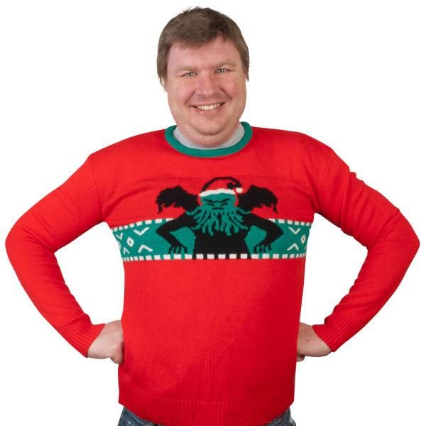 Cthulhu Sweater