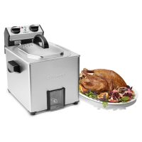 Cuisinart Indoor Rotisserie Turkey Fryer