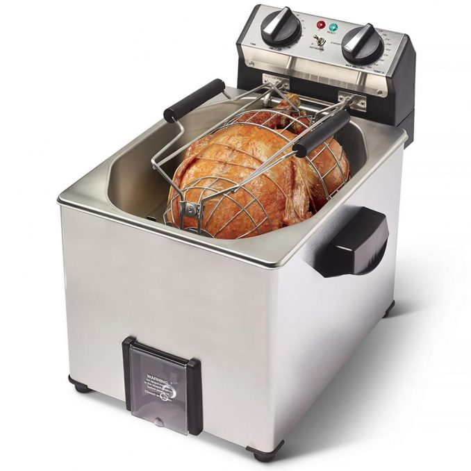 Cuisinart Rotisserie Turkey Fryer