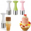 Cuisipro Ice Cream Scoop & Stack