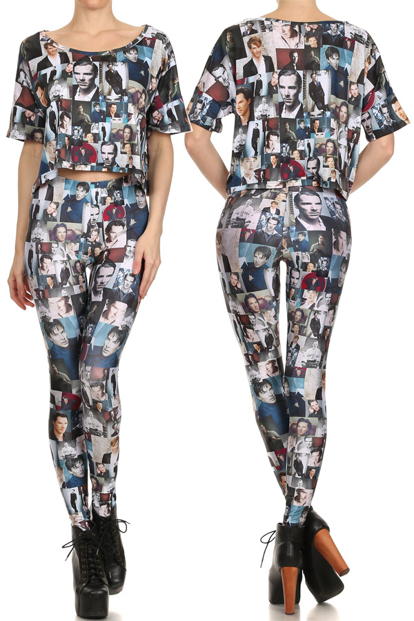 Cumberbitch Leggings