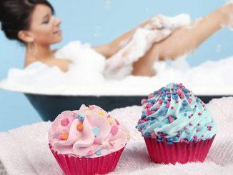 Cupcake Bath Soaps