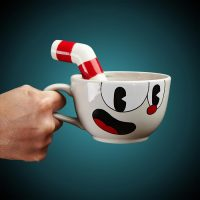 Cuphead Ceramic Coffee Mug