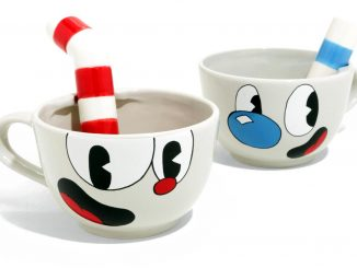 Cuphead Character Coffee Mug Set
