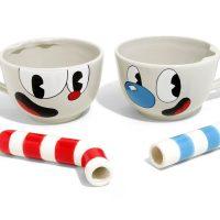Cuphead Character Mugs