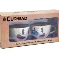 Cuphead Character Mugs Box