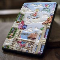 Cushi Adhesive Foam Pad Kindle Fire